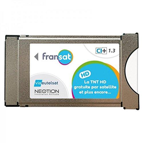 Samsung–Fransat Cam CI + con tarjeta FRANSAT para TV Samsung