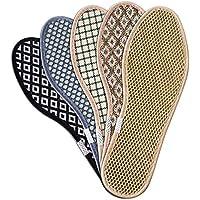 5 Paar Einlagen atmungsaktiv Verdickung Schuhe Sport warme Einlegesohlen (A2) preisvergleich bei billige-tabletten.eu