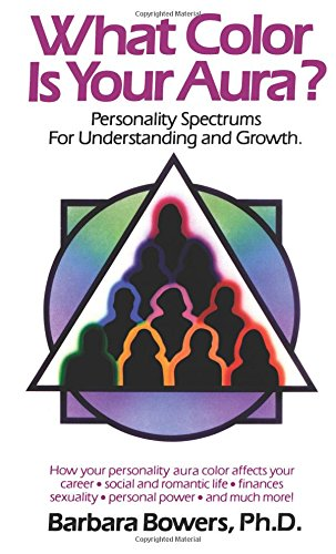 Color-test (What Color is Your Aura?: Personality Spectrums for Understanding and Growth)