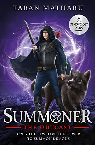 The Outcast: Book 4 (Summoner) (English Edition) (Buch Character Pokemon)