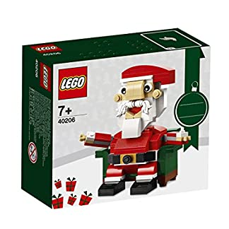 LEGO 40206 – Lego Christmas Santa Claus