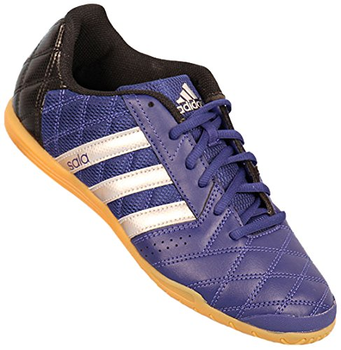 Adidas - FF Supersala - Baskets Bleu/Argent