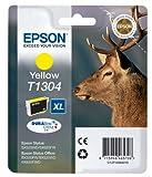 Epson T1304 Tinte Hirsch, wisch- und wasserfeste (Singlepack) gelb XL