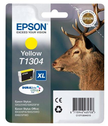 Epson - T1304 - Cartouche d'Encre d'Origine Durabrite Ultra