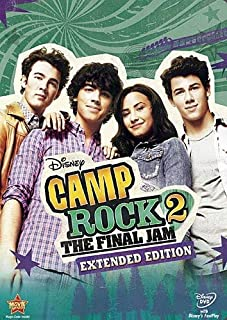 Camp Rock 2: The Final Jam - Extended Edition by Demi Lovato