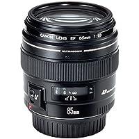 Canon EF 85mm f/1.8 USM Lens - Black