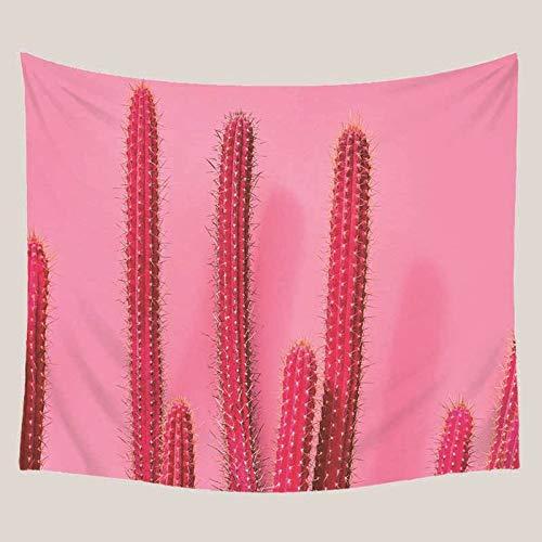 jtxqe Digitaldruck Tapisserie/Wanddecke/Strandtuch Kaktus (5) 150x200cm -