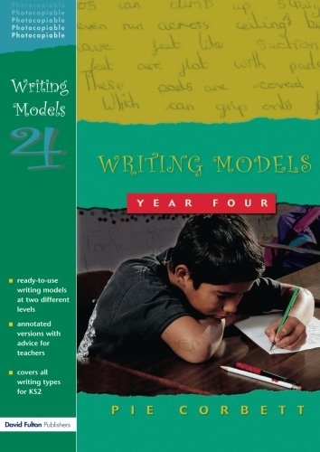 Writing Models Year Four: Year 4