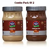 #10: Swiftly Grow Natural Smooth + Chocolate Peanut Butter Creamy 1020 gm