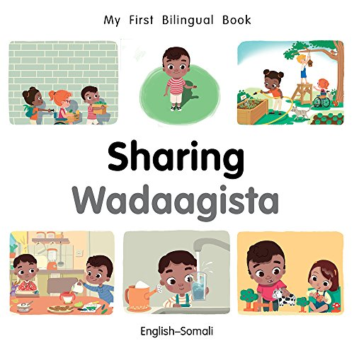 My First Bilingual Book-Sharing (English-Somali)