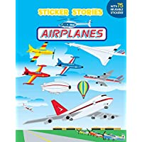 Airplanes (Sticker Stories)