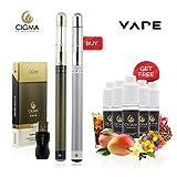 Die besten Dampf Zigaretten - Cigma Vape Dual Extra - Weltweit kleinste Nachfüllbare Bewertungen