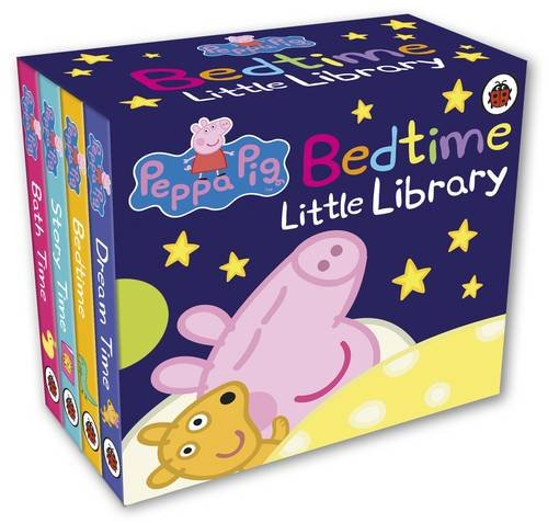 Image of Peppa Pig: Bedtime Little Library