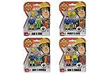 Simba 109257651 - Feuerwehrmann Sam Figuren D...Vergleich