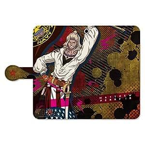Bakumatsu Rock pocketbook type Smartphone case Matthew Calbraith Perry Jr.