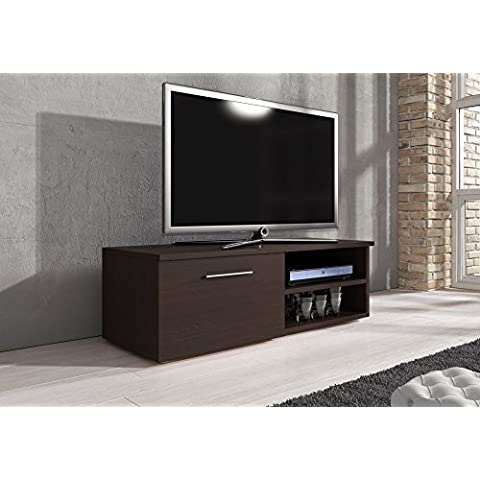 Mobile per TV, supporto TV Mobile Entertainment Vegas Rovere Scuro