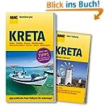 ADAC Reiseführer plus Kreta: mit Maxi...