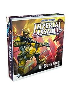 Fantasy Flight Games swi24Star Wars Imperial Assault expansión la Bespin Gambit Juego