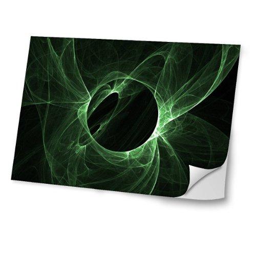 abstracto-10037-verde-moderna-diseno-mejor-pegatina-de-vinilo-protector-con-efecto-cuero-extraible-a