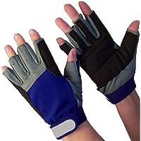 2017 Musto Evolution Sailing Short Finger Glove WHITE AE1090 Sizes- - Small