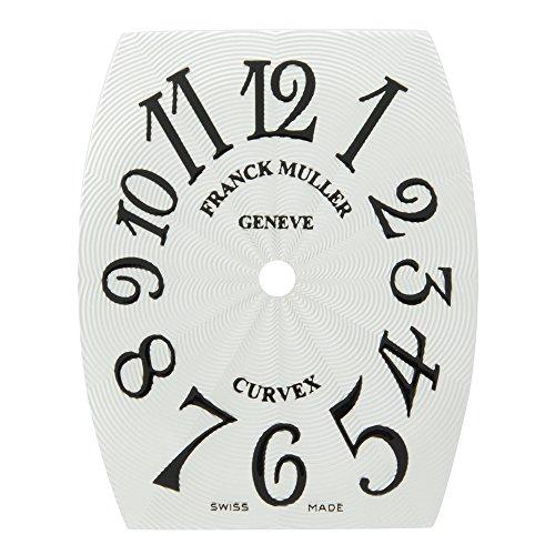 franck-muller-curvex-29-x-36-mm-argente-cadran-montre-homme