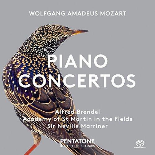 Concertos pour Piano N°12 en la majeur, K.414 et N°17 en sol majeur, K.453