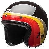 Bell Helm, schwarz/gold, Größe S