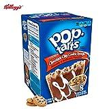 Kelloggs Poptarts Pop Tarts Cookies Cioccolato & Glassa - 397 g