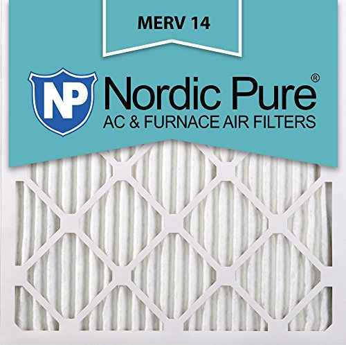 x 1m14–2Merv 14AC Ofen Filter 18x 18x 1Plissee Merv 14AC Ofen Filter 2Stück (14 X 18 Ofen-filter)