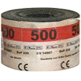 10 Meter Bitumen-Mauersperrbahn R 500 besandet mit 11,5 cm Breite