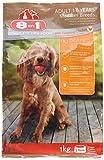 8in1 Hund Erwachsen Mittel Huhn (Trockenfutter für mittelgroߟe Hunderassen mit Hühnchen), 1000 g
