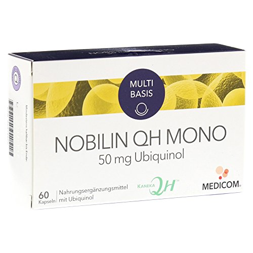 NOBILIN QH Mono 50 mg Kapseln 60 St Kapseln