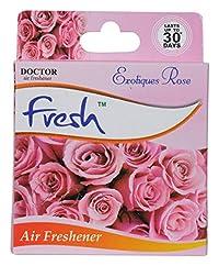 Doctor Brand Air Freshener-Rose, 50 Grams pack of 5