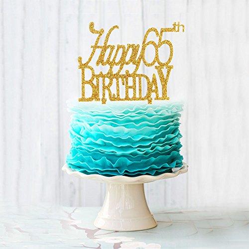 waway Thirty Five Gold Glitzer Acryl Kuchen Topper Happy 35th Birthday 35 Years Old Fabulous Wedding Anniversary Geschenke Party Dekoration 95 65