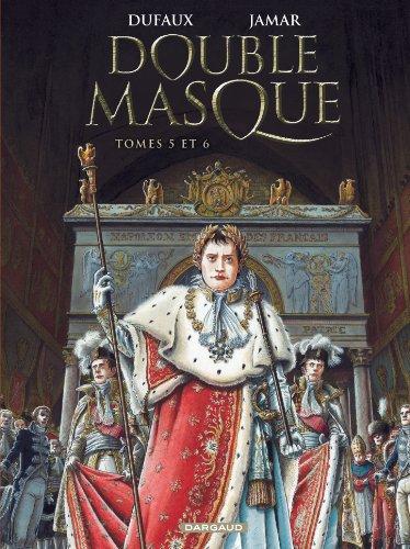Double Masque - Intégrales - tome 3 - Intégrale tomes 5 et 6