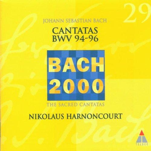 Bach 2000 (Kantaten BWV 94-96)