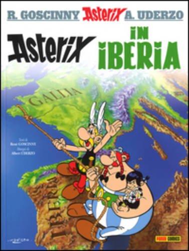 Asterix in Italian: Asterix in Iberia por R Piumini