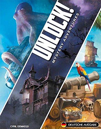 (Space Cowboys SCO0013 Unlock - Mystery Adventures (Box 2))