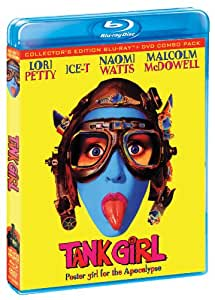 Tank Girl [Blu-ray] [1995] [US Import]