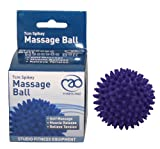 These small spikey massage balls are used to release tight, uncomfortable muscles and can help to release toxins and improve circulation. Available in two sizes according to preference. Often used in pairs (but sold singly) with one in each hand, und...