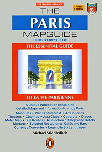 The Essential Guide to La Vie Parisienne (Mapguides, Penguin) ()