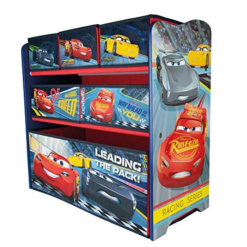 URBN Toys - Organizador Madera 6 cajones Disney Marvel