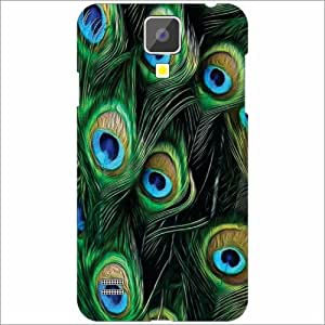 Design Worlds - Samsung I9500 Galaxy S4 Designer Back Cover Case - Multicol...