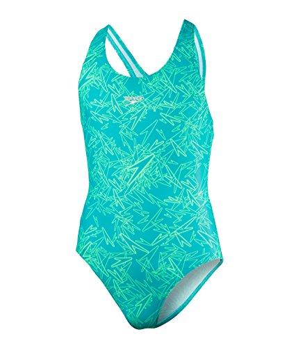 Speedo Girls Boom Allover Splashback Swimsuit
