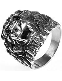 Goebel Couture Kingdom König der Löwen Ring Simba Fingerring Schmuck Gold Gr 8