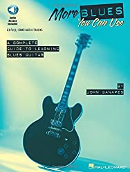 More Blues You Can Use Book & Online Audio by John Ganapes (1998-10-01)