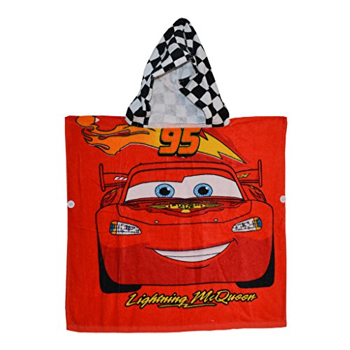 Baby Bucket Car's 95 Poncho Towel for the Bath or the Beach