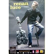 Renan Luce - 40X60 Cm Affiche / Poster