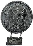Rubies - ST-8538 - Décoration - Déco de Mur Empereur Palpatine, Taille S