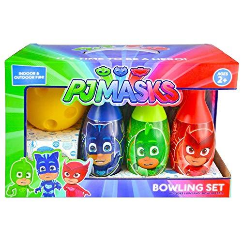 What Kids Want PJ - Juego de Bolos para máscara